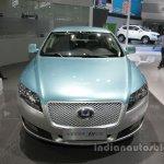 Hawtai iEV230 front at Auto China 2016