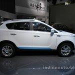 Hawtai xEV260 side profile at Auto China 2016