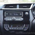 Honda BR-V CVT center console Review