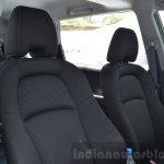 Honda BR-V CVT fabric seat Review