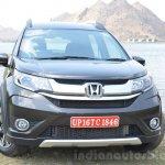 Honda BR-V CVT front angle Review