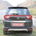 Honda BR-V CVT rear Review