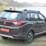Honda BR-V CVT rear quarter Review