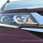 Honda BR-V LED light guide VX Diesel Review
