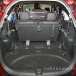 Honda BR-V boot max space launch