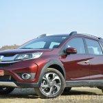 Honda BR-V front bumper VX Diesel Review