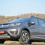 Honda BR-V front quarter angle VX Diesel Review