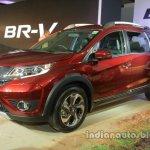 Honda BR-V front quarter launch