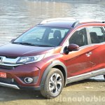 Honda BR-V front quarter view VX Diesel Review