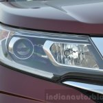Honda BR-V headlight VX Diesel Review