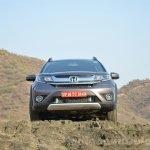 Honda BR-V off road VX Diesel Review