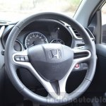 Honda BR-V petrol MT steering  Review