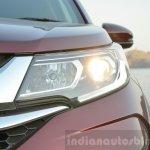 Honda BR-V projector beam VX Diesel Review