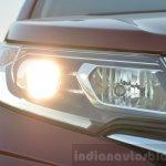Honda BR-V projector headlight VX Diesel Review