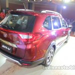 Honda BR-V rear quarter launch