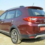 Honda BR-V rear quarters VX Diesel Review