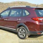 Honda BR-V rear three quarter VX Diesel Review