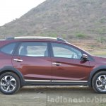 Honda BR-V side VX Diesel Review