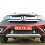 Honda BR-V skid plate front VX Diesel Review