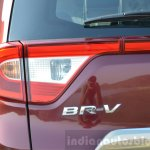 Honda BR-V taillights VX Diesel Review
