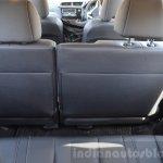 Honda BR-V third row legroom VX Diesel Review
