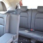 Honda BR-V third row seats VX Diesel Review