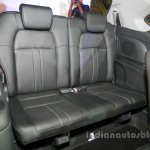 Honda BR-V third row seats launch