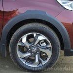 Honda BR-V wheel VX Diesel Review
