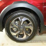 Honda BR-V wheel launch