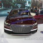Hongqi B Concept front at Auto China 2016