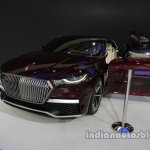 Hongqi B Concept front three quarters at Auto China 2016