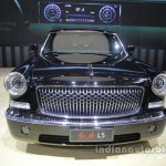 Hongqi L5 front at Auto China 2016