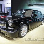 Hongqi L5 front three quarters left side at Auto China 2016