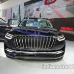 Hongqi S Concept front at Auto China 2016