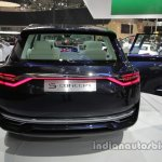 Hongqi S Concept rear at Auto China 2016