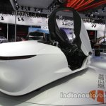 Lingyun concept rear three quarters at Auto China 2016