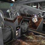 IAT Karlmann King interior seats at Auto China 2016
