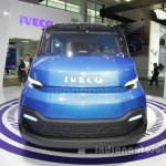 Iveco Vision front at Auto China 2016