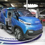 Iveco Vision front three quarters at Auto China 2016