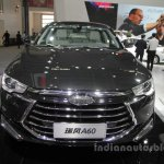 JAC Refine A60 front at Auto China 2016