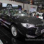JAC Refine A60 front three quarters at Auto China 2016