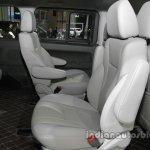 JAC Refine M4 seats at Auto China 2016