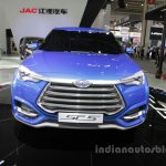JAC SC5 Concept front at Auto China 2016