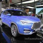 JAC SC5 Concept front three quarters at Auto China 2016
