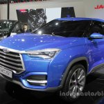 JAC SC5 Concept front three quarters left side at Auto China 2016