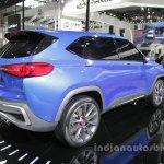 JAC SC5 Concept rear three quarters at Auto China 2016