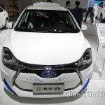 JAC iEV6 at front Auto China 2016