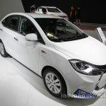 JAC iEV6 at front three quarters Auto China 2016