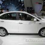 JAC iEV6 at side profile Auto China 2016