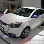 JAC iEV6S front three quarters at Auto China 2016